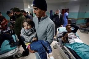 قوات الاحتلال تقتل 4 مواطنين بينهم مدنيان وتصيب 259 مدنيا بينهم 32 طفلا و4 نساء في قطاع غزة والضفة الغربي