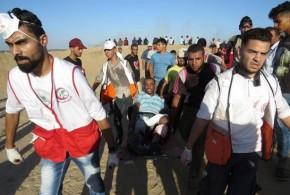 التقرير الأسبوعي حول الانتهاكات الإسرائيلية في الأرض الفلسطينيــة المحتلــة (26 يوليو – 01 أغسطس 2018)