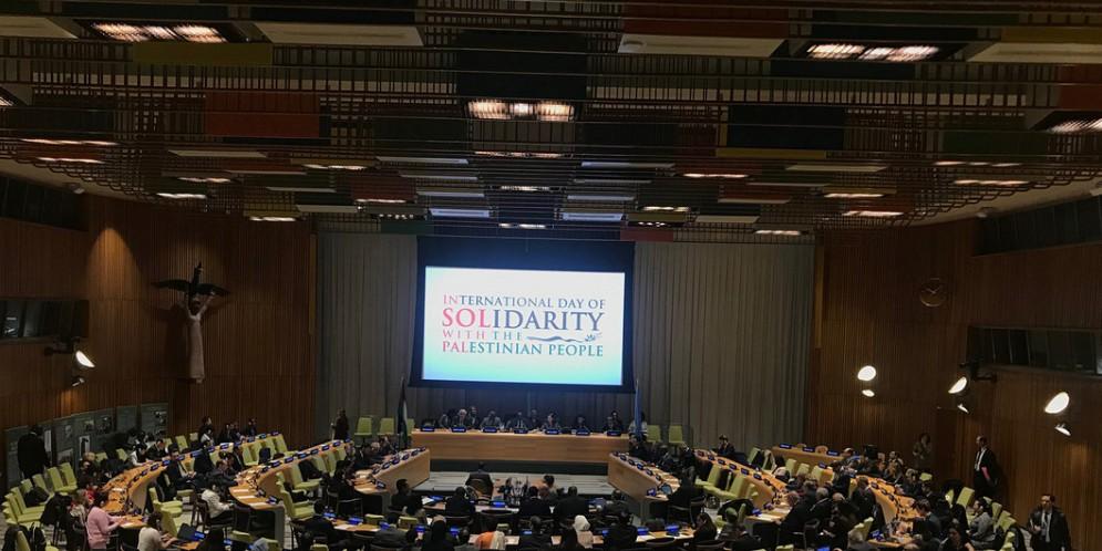 في يوم التضامن الدولي مع الشعب الفلسطيني : 43% من الشعب الفلسطيني لاجئ — وقرارات دولية بانتظار التنفيذ