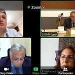 العربية لحقوق الانسان تشارك في جولة مراجعة الاستراتيجية الوطنية لحقوق الإنسان في مصر
